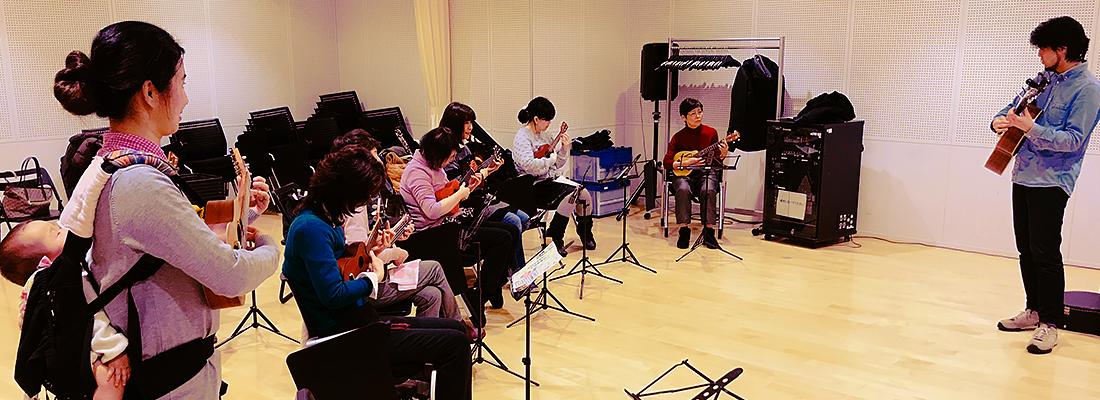 府中で一番敷居が低い音楽教室KanadeLabのコース紹介